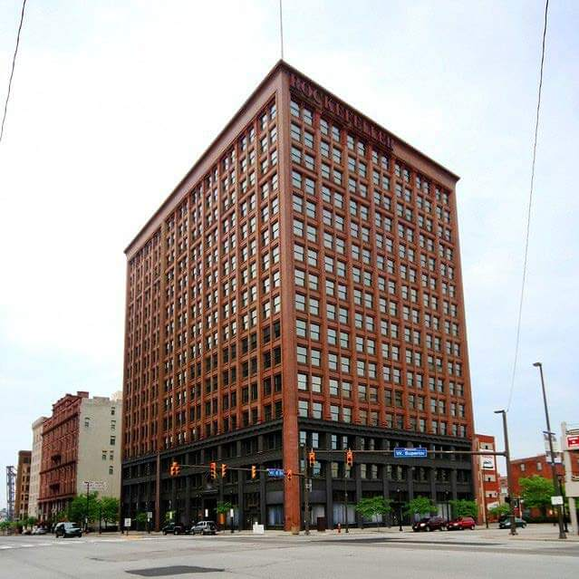 Cleveland office / mixed-use